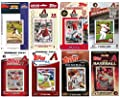 MLB Arizona Diamondbacks 8 Different Licensed Trading Card Team Sets