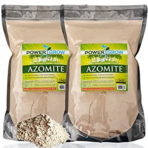 Azomite 10 pounds bulk bag of certified for Bulk organic soil