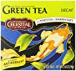 Celestial Seasonings Green Tea, Decaf, 40-Count Tea Bags, 2.6 oz, (Pack of 6)