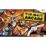 Top Shot Arcade with Top Shot Elite Gun Peripheral - Nintendo Wii