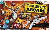 Top Shot Arcade with Top Shot Elite Gun Peripheral