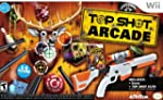 Top Shot Arcade w Elite Gun Nintendo...