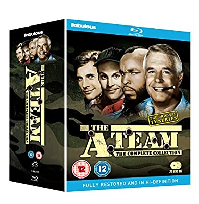 The A-Team - Complete [Blu-ray]