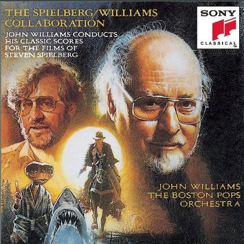 Boston - The Spielberg/williams Collaboration: John Williams Conducts His Classic Scores For The Films Of Steven Spielberg - Zortam Music