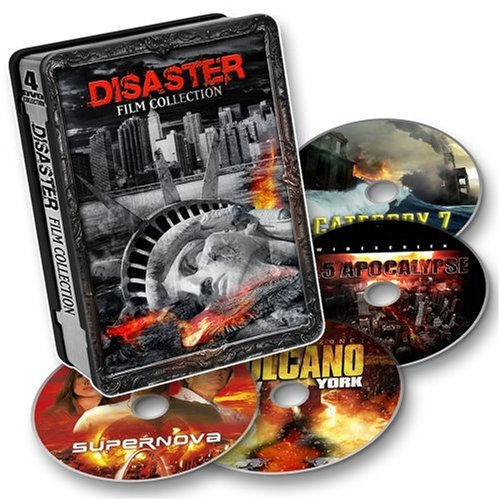 Disaster Film Collection in Collectable Tin