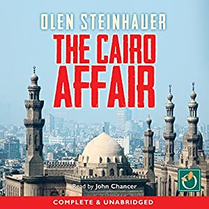 The Cairo Affair Audiobook