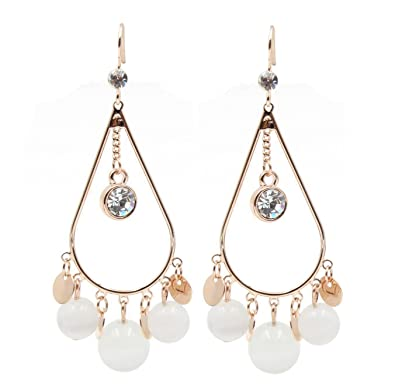 Charmant 12 mm South Sea Shell Pearl Perles Rondes Argent Clous d/'oreilles AAA