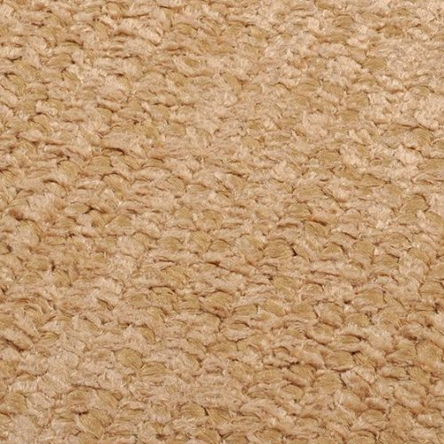Allusion Area Area Rug, 4' SQUARE, BUFF