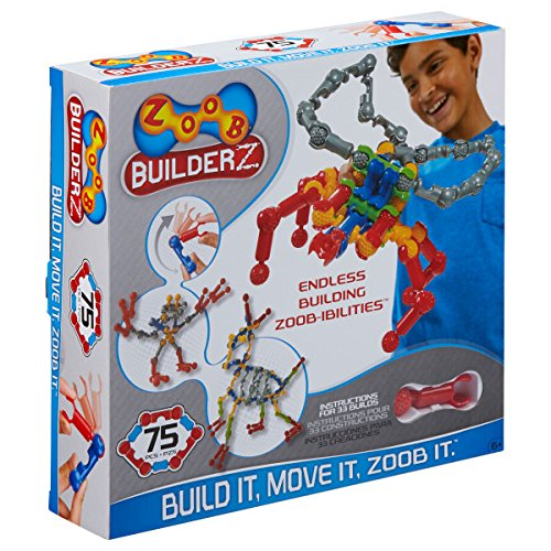 ZOOB 75 Piece Building Set (Zoob Building Set compare prices)