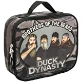 Duck Dynasty Soft-Sided Camo Lunch Box - Insulated