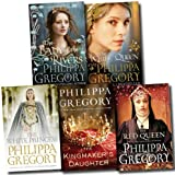 Cousins War Series Collection Philippa Gregory 5 Books Set (The White Princes...