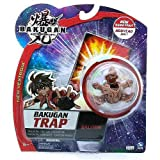 Bakugan Trap - Triad Sphinx Marble Color Varies