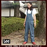 Lee リー オーバーオール LS0084 142 ヘリンボーン