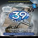 The 39 Clues, Book 9: Storm Warning Audiobook by Linda Sue Park Narrated by David Pittu