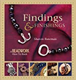 img - for Findings & Finishings (Beadwork How-To) book / textbook / text book