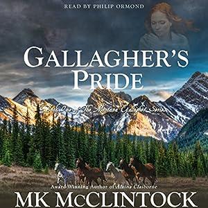 Gallagher's Pride Audiobook