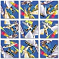 B Dazzle Boating Scramble Squares 9 Piece Puzzle