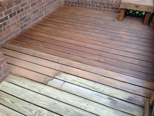 Flood 5 Gallon Redwood CWF UV Wood Finish FLD421 05 5G Household Wood Sta