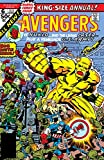 img - for Avengers (1963-1996) Annual #6 book / textbook / text book