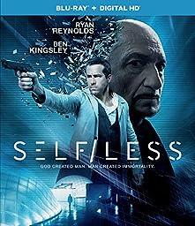 Selfless (Blu-ray + Digital HD)