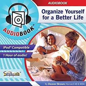 Organize Yourself Audiobook