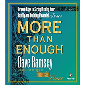 More Than Enough | [Dave Ramsey]