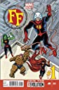 FF #1 Marvel Now 1st Print 2012 Reboot