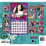 Nickelodeon iCarly Wall Calendar 2013