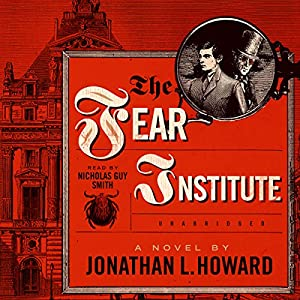 The Fear Institute Hörbuch