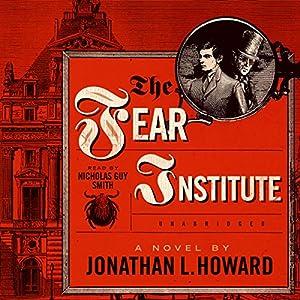 The Fear Institute Audiobook
