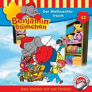 Der Weihnachtstraum (Benjamin Blümchen 52) Hörspiel