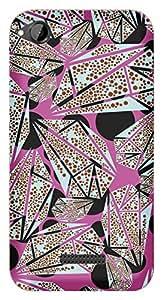 TrilMil Printed Designer Mobile Case Back Cover For HTC Desire 320