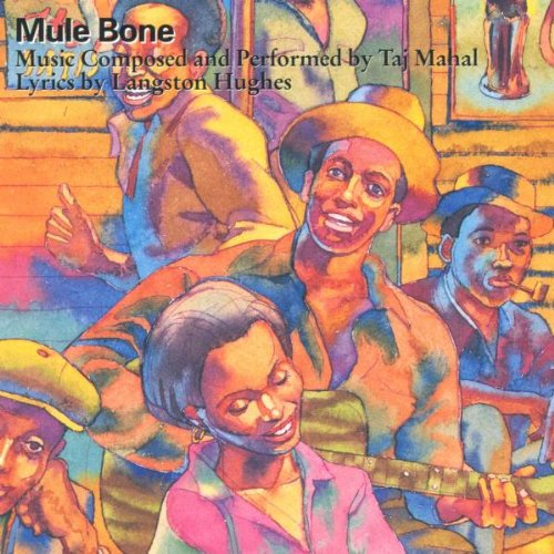 Taj Mahal-Mule Bone-CD-FLAC-1991-FLACME Download