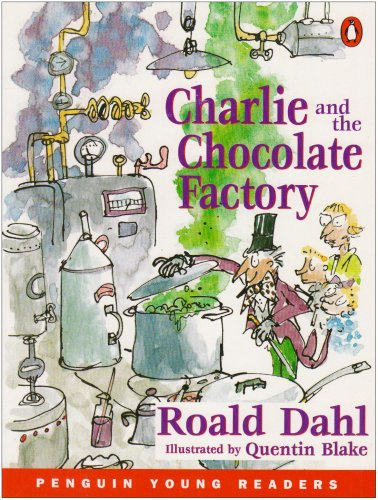 Penguin Young Readers Level 3: Charlie and the Chocolate Factory (Penguin Young Readers (Graded Readers))