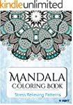 Mandala Coloring Book: Relaxing and S...