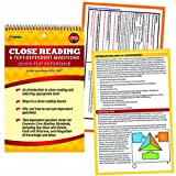 * QUICK FLIP GUIDE FOR CLOSE READING