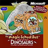 Microsoft Scholastic's The Magic School Bus Explores in the Age of Dinosaurs (Jewel Case) Ages 6-10 [Old Version]