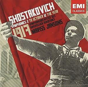 Shostakovich: Symphonies, Nos 2 & 12