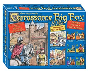 Carcassonne Big Box Game