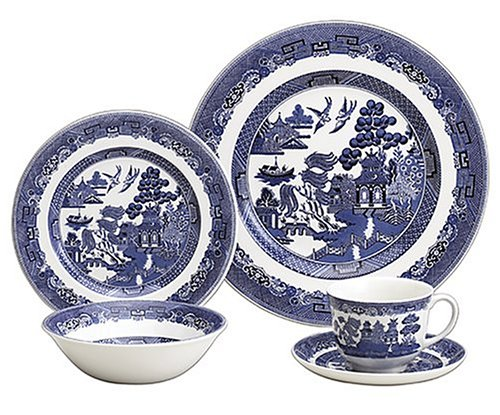 Blue Willow China Webnuggetz Com
