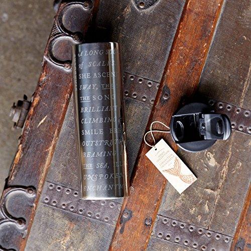 Starbucks Stainless Steel Siren'S Poem Tumbler 16 Fl Oz