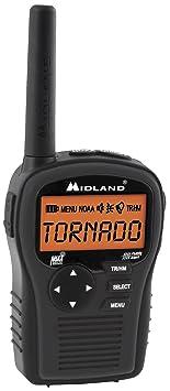 Midland HH54VP Portable Emergency Weather Radio with SAME