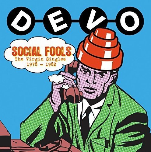 DEVO - Social Fools: Virgin Singles Collection - Zortam Music
