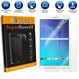 [2-PACK] For Samsung Galaxy Tab E 9.6 / Tab E Nook 9.6 - SuperGuardZ Tempered Glass Screen Protector, 9H, 0.3mm, 2.5D Round Edge, Anti-Scratch, Anti-Bubble (Color: Clear)