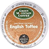 Green Mountain English Butter Toffee Coffee Keurig K-Cups, 36 Count