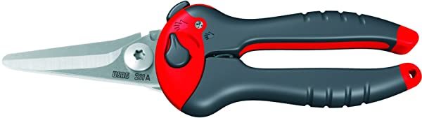 USAG-211A-Multi-Purpose Scissor-u02110001 (Color: multi-coloured, Tamaño: l mm:210, peso gr:200, a mm:60)