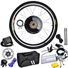 48V1000W 26 Rear Wheel Electric Bicycle LCD Display Motor Kit E-Bike Conversion