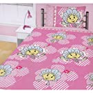 Childrens Girls Fifi And The Flowertots Quilt/Duvet Cover Bedding Set