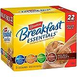 Carnation Breakfast Essentials Complete Nutrition Drink Powder, Rich Milk Chocolate, 22 Count