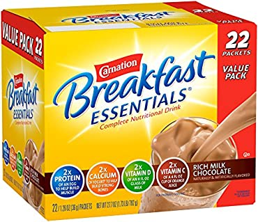 Treat your kids to the rich chocolate flavor that delivers balanced nutrition. A delicious and nutritious way to start your day off right, this nutritional drink is a real treat loaded with nutrition and flavor. Just a single serving mixed with one c...
